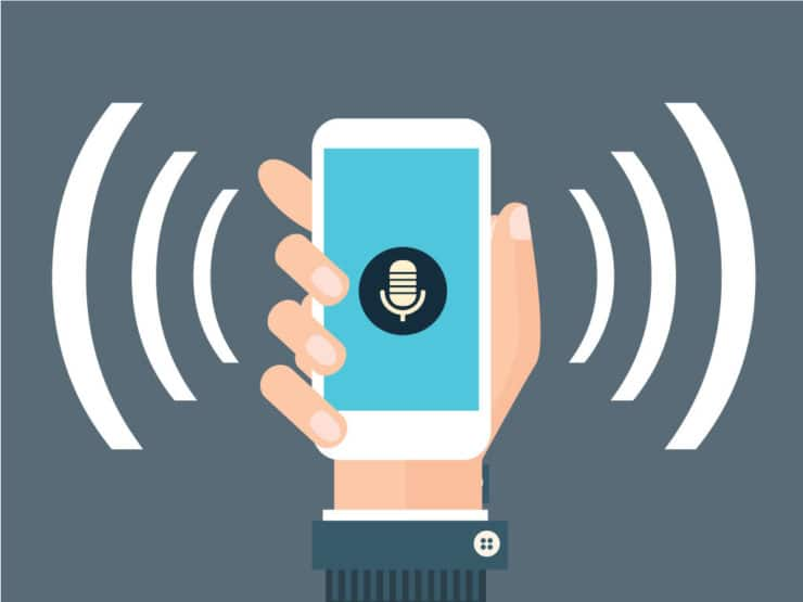 Voice search is coming. Here's what you need to know.